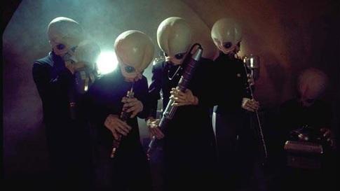 Star Wars musicians