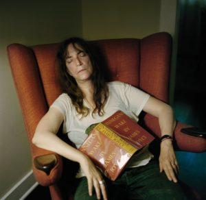 Patti Smith reads Finnegans Wake